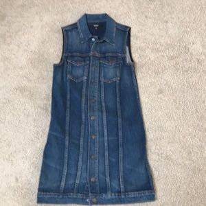 Hudson Denim Dress